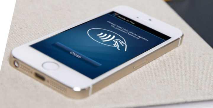 Компания Apple начала применять функцию NFC к телефонам с iPhone 6.