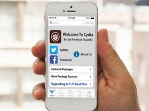 Небольшой обзор приложения Cydia