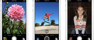 Сегодня айфоны имеют камеру 12 мегапикселей