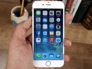iPhone 6 своими размерами окончательно положил конец «одноруких» смартфонов