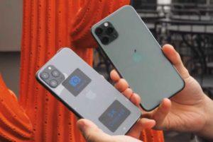 Также на некоторых айфонах есть отметка «как новый».
