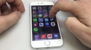 Почему не работает сенсор на iPhone и что с этим делать